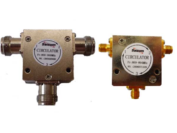 Coaxial Circulators