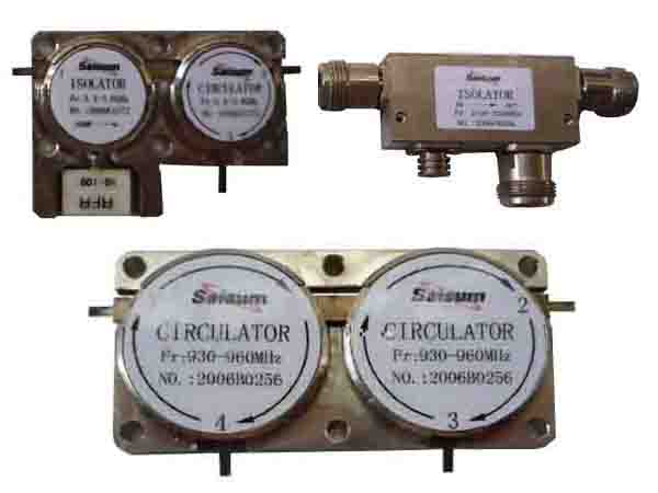 Dual Junction Circulators