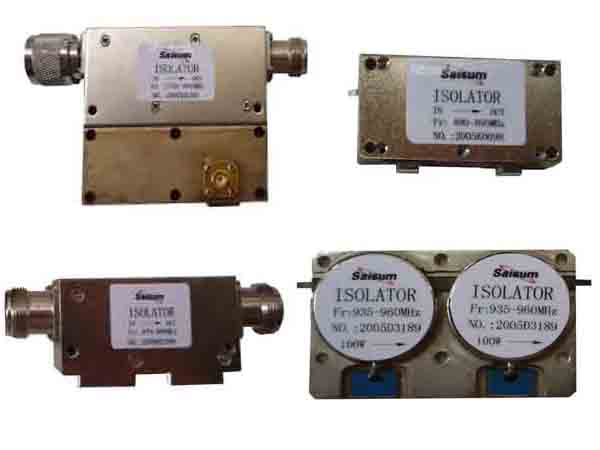 Dual Junction Isolators